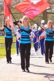 Povos holandeses que comemoram a liberdade Imagem de Stock Royalty Free