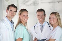 Povos médicos Fotografia de Stock Royalty Free