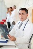 Povos médicos foto de stock royalty free