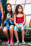 Povos na CIDADE DA GUATEMALA, GUATEMALA Imagens de Stock Royalty Free
