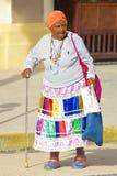 Povos nativos em Havana, Cuba Fotos de Stock Royalty Free