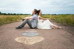 Povos no amor Foto de Stock Royalty Free