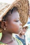 Povos no PORTO-NOVO, BENIN Fotos de Stock Royalty Free