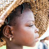 Povos no PORTO-NOVO, BENIN Imagens de Stock