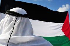Povos palestinos Fotos de Stock