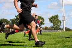 Povos Running Imagem de Stock Royalty Free