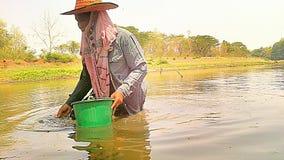 Povos tailandeses Imagens de Stock