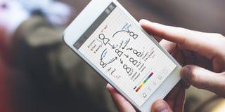Povos Team Work Organization Plan Concept Fotos de Stock