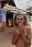 Povos tribais em India Fotografia de Stock Royalty Free