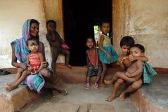 Povos tribais em India Imagem de Stock Royalty Free