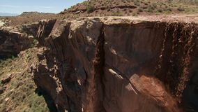 Powódź w pustyni Namibia zdjęcie royalty free