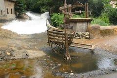 powódź Obrazy Royalty Free