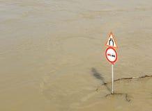 powódź Obraz Royalty Free