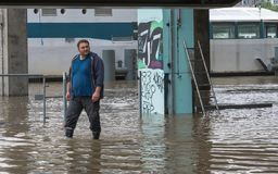 Powódź wonton