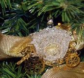 powóz ornament Cinderella. obraz royalty free