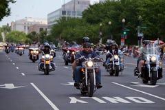 Pow Mia ride Stock Image