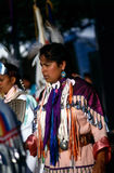 Pow wow Stock Photo