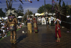 Pow wow. Dancing show on Pow Wow in California stock photography