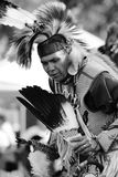 Pow Wow 29 BW royalty free stock image