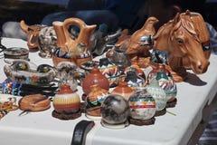 Pow Wow Arts & Crafts royalty free stock photo