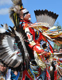 Pow Wow Dancer stock photography