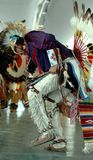 Pow Wow Dancer 3 Stock Images