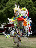 Pow Wow dancer Royalty Free Stock Image