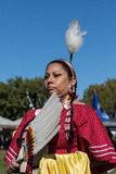 Pow Wow Dancer Stock Images