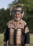 Pow Wow Elder stock images