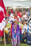 Pow-wow at Fort York, Toronto Royalty Free Stock Photography