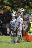 Pow Wow Performers Royalty Free Stock Image