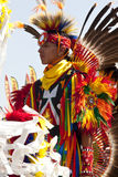Pow wow at pine ridge south dakota. The pow wow lakota at pine ridge,south dakota is the first week end of august,is a gathering of all the people staying in the stock photo