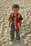 Powabna Chłopiec Zdjęcie Royalty Free