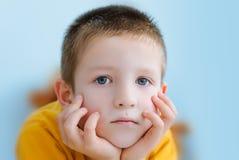 Powabna chłopiec Fotografia Stock