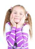 powabna dziewczyna Fotografia Royalty Free