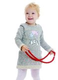 Powabna mała dziewczynka Obrazy Royalty Free