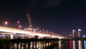 Powabna miastowa noc Zdjęcie Stock