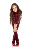 Powabna nastoletnia dziewczyna Obrazy Royalty Free