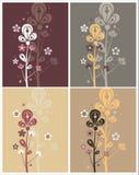 powabny kwiat Oriental Obrazy Stock
