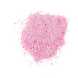 Powder. Cosmetic powder on a white background Royalty Free Stock Images