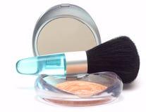 Free Powder And Brush Royalty Free Stock Image - 6751936