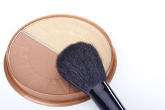 Powder Brush Stock Image