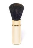 Powder brush Royalty Free Stock Image