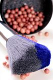 Powder brush Stock Image