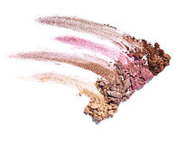 Powder brush make up beauty royalty free stock images