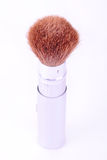 Powder brush Royalty Free Stock Photography