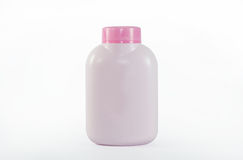 Powder container Stock Images