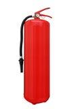 Powder fire extinguisher Stock Image