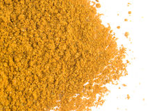 Powder of the kari Stock Image