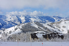 Powder Mountain, Utah Stock Photography